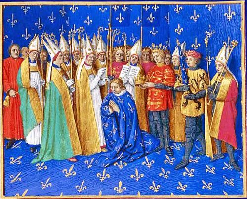 Защо френските крале са падали на колене пред евангелие, изписано на  старобългарски   Квантов преход