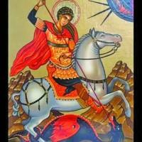 Св. Георги Победоносец - светецът на две религии