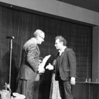 "Станислав Марашки получи почетния знак на министерството на културата ""Златен век"""