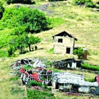 Смъртта на българското село