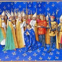 Защо френските крале са падали на колене пред евангелие, изписано на старобългарски