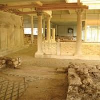 Социализация и експониране на римски мозайки в Стара Загора, Пловдив, Ивайловград и София