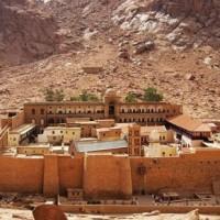 Изгубени езици са открити в планината Синай, Египет, в една от най-старите библиотеки в света