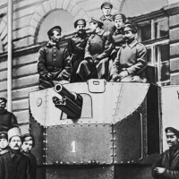 100 години от Велика октомврийска социалистическа революция