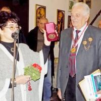 Пета юбилейна изложба на медална скулптура на журналиста Георги Петров от Лом