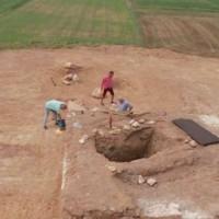 Откриха огромна тракийска гробница край пловдивско село