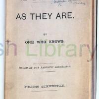 Британската пропаганда относно българското Съединение