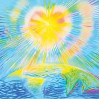 Целеустремено и безметежно идва преливната вълна на Божествената Любов