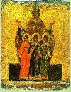 На 17 септември църквата почита паметта на света София и дъщерите й Вяра, Надежда и Любов